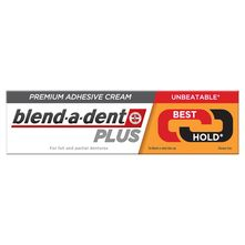 Blend-A-Dent Plus Krema za učvršćivanje zubne proteze 40 g