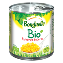 Bonduelle Bio Kukuruz šećerac 285 g