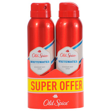 Old Spice Whitewater Dezodorans 2x150 ml