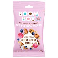Boom Box Zobena granola sa šumskim voćem, kokosom i bademima 60 g