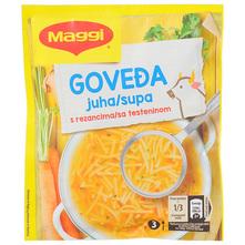 Maggi Goveđa juha s rezancima 37 g