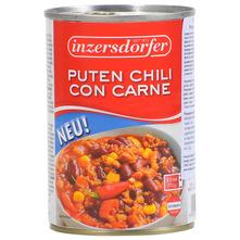 Inzersdorfer Pureći chili con carne 400 g