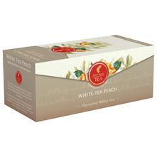 Julius Meinl Čaj white tea peach 43,75 g