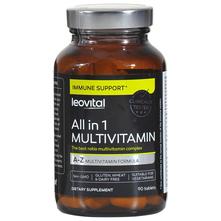 Leovital All in 1 Multivitamin Tablete 90/1