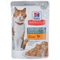 Hill's Young Adult Sterilised Hrana za mačke piletina 85 g
