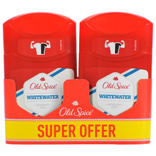 Old Spice Whitewater stick 2x50 ml