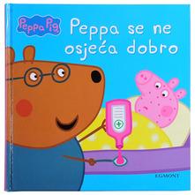 Peppa Pig Peppa se ne osjeća dobro