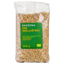 Ekozona Zob neoljuštena 500 g