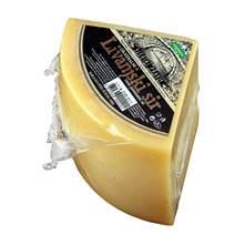 Mljekara Livno Livanjski tvrdi punomasni sir 1/4