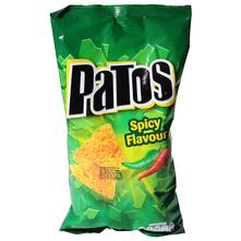 Patos Tortilla čips spicy 100 g