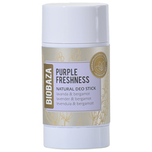 Biobaza Purple Freshness Natural deo stick lavanda & bergamot 50 ml