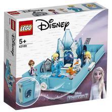 Lego Elza i Nokk u pustolovini iz priče