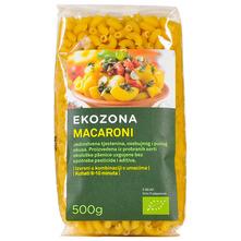 Ekozona Tjestenina macaroni 500 g