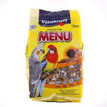 Vitakraft Potpuna hrana za srednje papige 1 kg