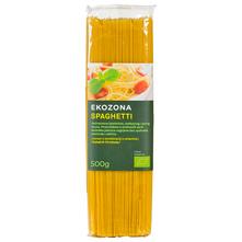 Ekozona Tjestenina spaghetti 500 g