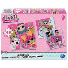 L.O.L. Surprise 3-puzzle pack