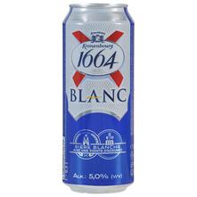 Kronenbourg 1664 Blanc Pivo 0,5 l