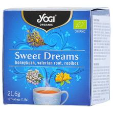 Yogi Organic Sweet Dreams Čaj 21,6 g