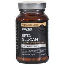 Leovital Beta Glucan Kapsule 90/1