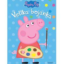 Peppa Pig Velika bojanka
