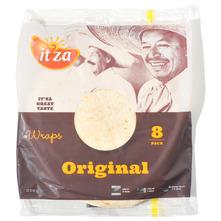 Itza Original Tortilje 8x20 cm 320 g