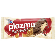 Ledo Plazma Sandwich Sladoled 129 ml