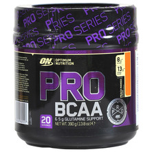 Optimum Nutrition PRO BCAA prah peach mango 390 g
