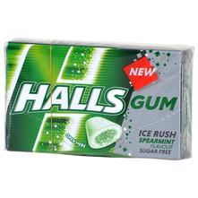 Halls Žvakaće gume spearmint 18 g