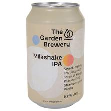 The Garden Brewery Milkshake IPA Pivo 330 ml