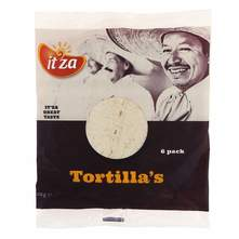 It 'za tortilje pšenica 6 kom 370 g