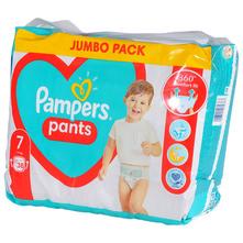 Pampers Pants Pelene-gaćice, veličina 7 (17+ kg) 38/1