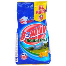 Bioaktiv Mountain Fresh Deterdžent 6,3 kg=90 pranja