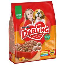 Purina Darling Hrana s peradi i povrćem za odrasle pse 3 kg