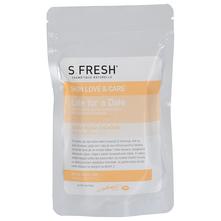 S.Fresh Skin Love&Care Mirisna masažna pločica za poslije kupanja ili tuširanja 70 g