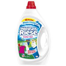 Weißer Riese Color gel Deterdžent  2,5 l=50 pranja