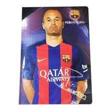 FCBarcelona Bilježnica A4 crte tvrdi uvez