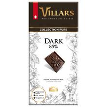 Villars Tamna čokolada 85% kakao 100 g