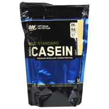 Optimum Nutrition Gold Standard 100% Casein prah creamy vanilla 450 g