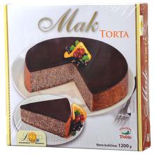 Latica Torta s jogurtom i makom 1200 g