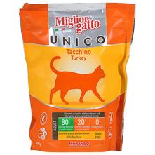 Miglior Gatto Unico Adult Hrana za mačke puretina 400 g