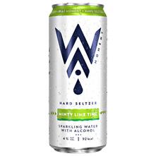 Wai Moment Hard Seltzer Minty Lime Time Gazirano alkoholno piće 330 ml
