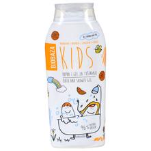 Biobaza Kids Kupka i gel za tuširanje mandarina i naranča 250 ml