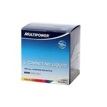 Multipower L-Carnitine Liquid peach 500 ml