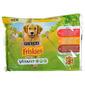 Friskies Vitafit Adult Hrana za pse govedina, piletina, janjetina, povrće u želeu 4x100 g