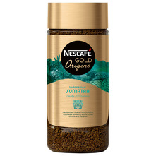 Nescafe Gold Origins Indonesian Sumatra Instant kava 100 g