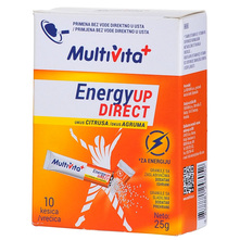 Multivita Energy Up Direct 25 g 10/1