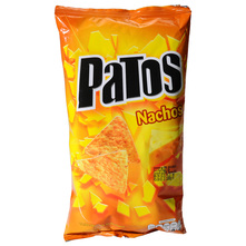 Patos Tortilla čips nachos 100 g