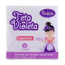 Teta Violeta Supersoft Salvete 25/1