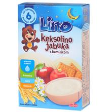 Lino Keksolino Žitna kašica jabuka s kamilicom 200 g