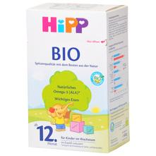 HIPP BIO Prijelazna mliječna hrana za dojenčad i malu djecu 600 g